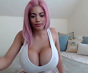 Amber Alena big tits dressed up big boobs big ass strip bigtits big tits fake tits