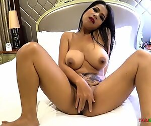 enormous breast chinese hooker takes her customer's cock nice deep