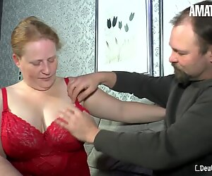 AmateurEuro - Homemade Hard Sex With A Sexy German BBW Wife