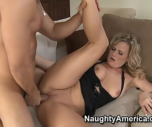 Becca Blossoms & Mikey Butders in Seduced by a Cougar