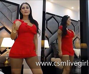 Rojo Pasi&oacute_n, sexy para ti - Lauren Venezs latina
