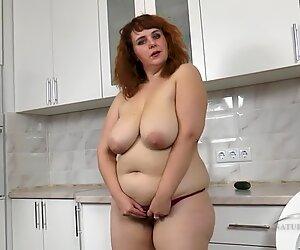 Nude fat granny