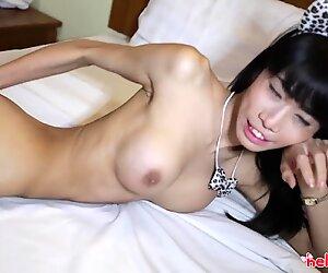 HelloLadyBoy Big Tit Girl Works The Dick